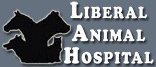 Liberal Animal Hospital logo